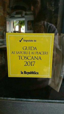 Castagneto Carducci, Italy: un altro riconoscimento