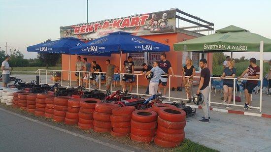 Vrbas, Srbija: Karting centar Motodrom Kula