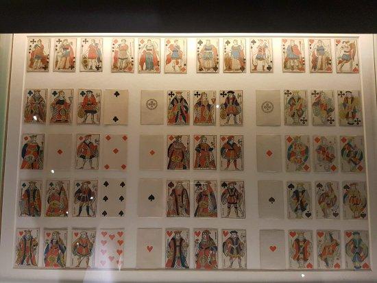 musée carte à jouer Musée Français de la Carte à Jouer   Picture of Musee Francais de