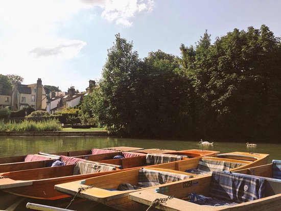 Luxury Hotels Near Cambridge England