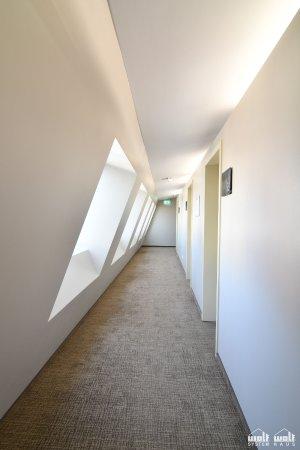 Hotel Herzog: Flur - Zugang zu den Zimmern