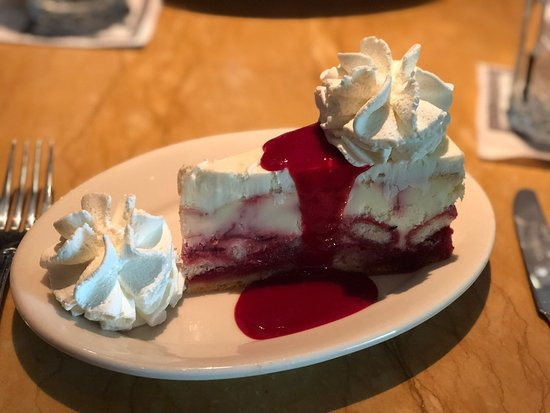 Peppermint Bark Cheesecake is Back