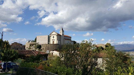 Castelnuovo dei Sabbioni, Itália: Mine Museo delle Miniere e del Territorio