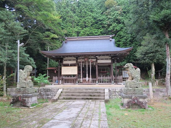 Shikinai Miyake Shrine
