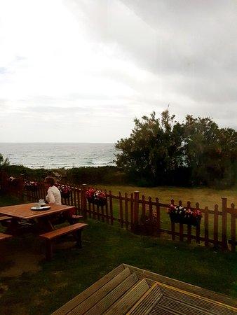 Perranuthnoe, UK: View outside