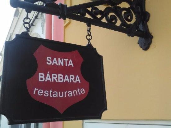 Santa Barbara de Nexe, Portugal: Our Restaurants Badge/ O brazao da nossa casa