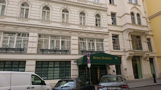 Hotel Domizi: Pension Domizil