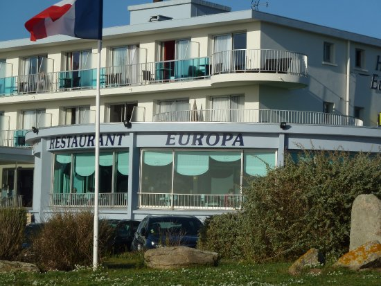 H tel europa quiberon france voir les tarifs 261 for Hotel quiberon piscine