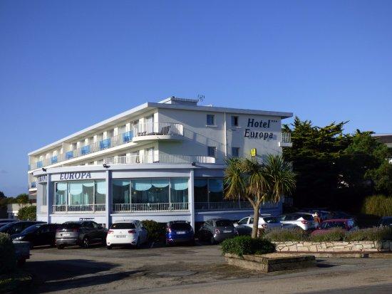 Hotel Restaurant La Petite Sirene Quiberon