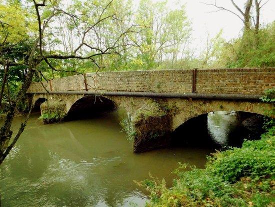 Lardirago, Italy: Ponte seicentesco  sull'Olona  . Da Visitare   !  bellissimo