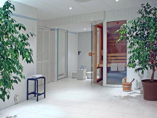 Saunabereich Im Best Western Leipzig Bild Von Best Western Hotel