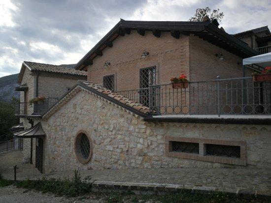 Sesto Campano, Ιταλία: Ristorante del Villaggio Rurale Le Sette Querce