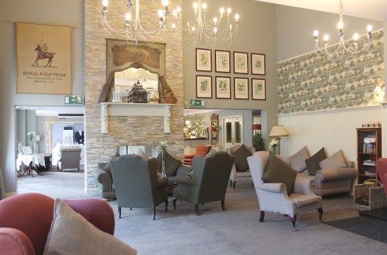Abbeyleix, Ireland: Hotel Lobby