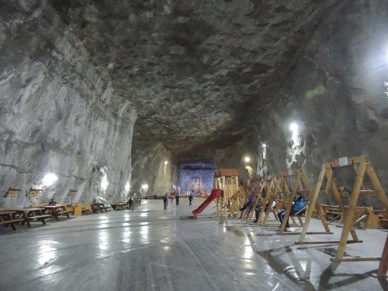 Mines de Sel de Praid