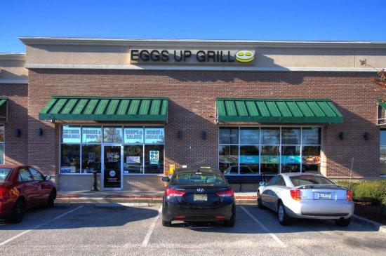 Foto de Eggs Up Grill