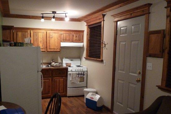 Brookside Motel : Aneks kuchenny