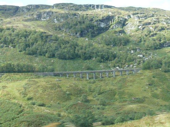 Lochearnhead, UK: Glen Ogle viaduct