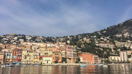 Trans Cote D'azur - The Coastal Ride: view