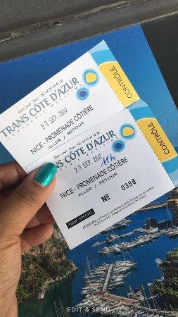 Trans Cote D'azur - The Coastal Ride: tickets