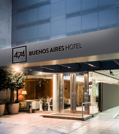 474 BUENOS AIRES HOTEL: FRENTE