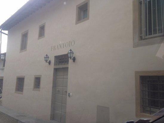 Pelago, อิตาลี: Frantoio