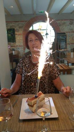 La Main a la Pate : le dessert anniversaire