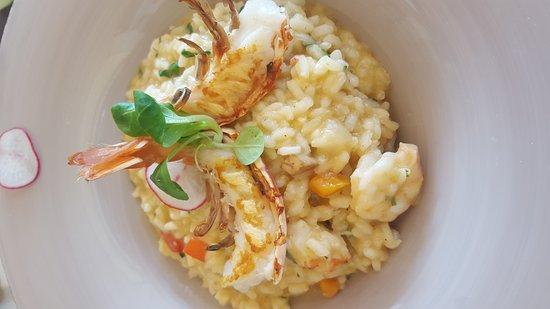 Perfect risotto - Picture of Bocca Vera, Mali Losinj ...