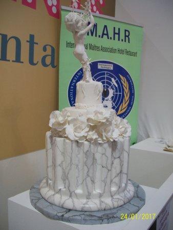 RiminiFiera Stand Fiera di Rimini (Pasta di zucchero)