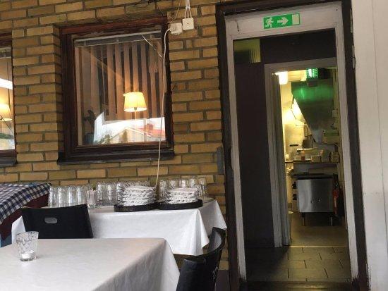 Nybro, Sverige: dining