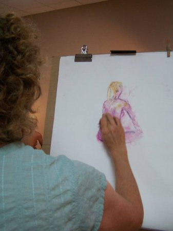Figure Drawing with Bob Johnston