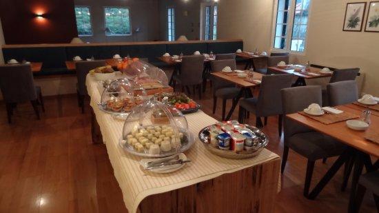 Solar Da Bica: Breakfast area
