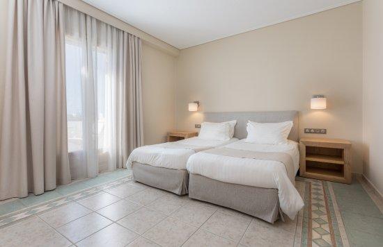 Porto Naxos Hotel: Superior double room with garden view