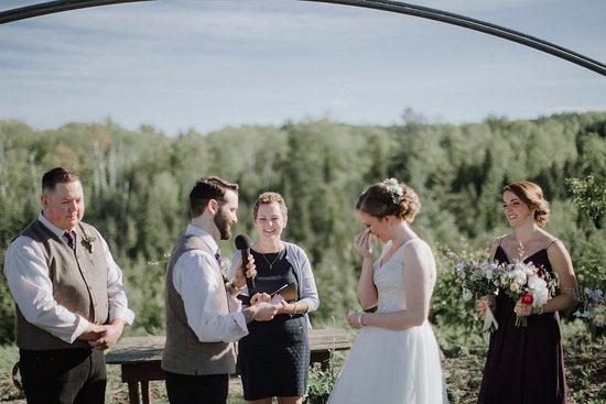 Kawartha Lakes, Канада: Vows