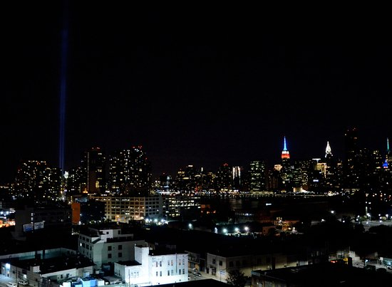 Z NYC Hotel: View from the roof