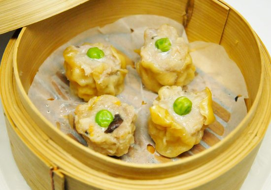 Raviolis vapeur au porc siu mao photo de wok cuisine - Cuisine asiatique vapeur ...
