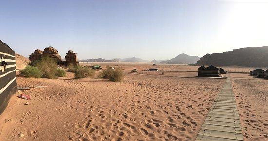 Faltaron más noches en ese majestuoso e inmenso desierto