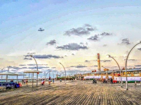 Old Tel Aviv Port Area: Старый порт Тель-Авива, Намаль