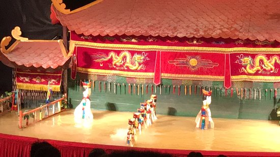 Golden Dragon Water Puppet Theater: photo1.jpg