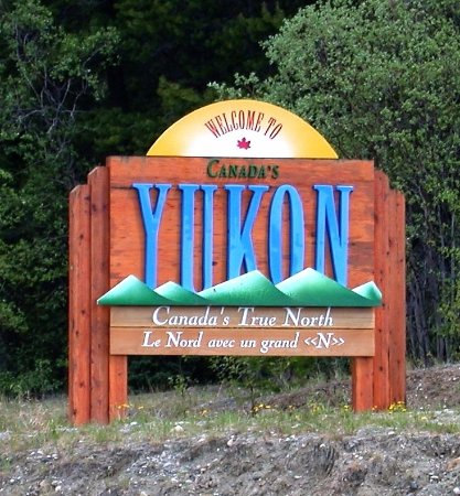 Delta Junction, AK: Yukon
