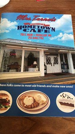 Mrs Turner's Restaurant Photo