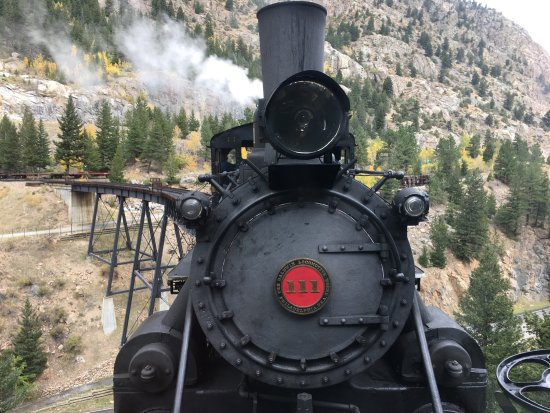 Georgetown, CO: Beautiful trip well worth the money