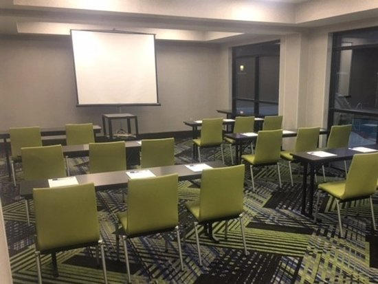 Holiday Inn Express Charlotte - Concord / I-85: Meeting Room Classroom Style