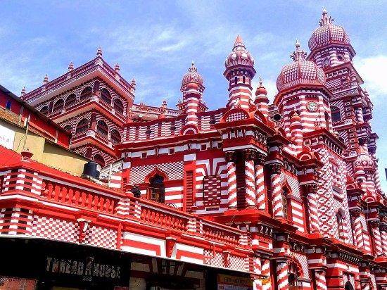 红色清真寺