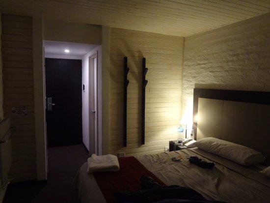 Hotel Acuario: Quarto