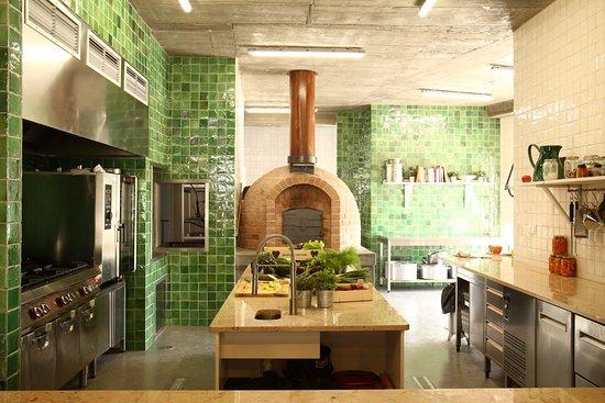 Livramento, Portugal: Restaurante da Quinta, Cozinha