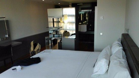 Hotel Reina Petronila: Habitación doble