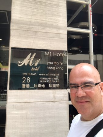M1 Hotel : nice place