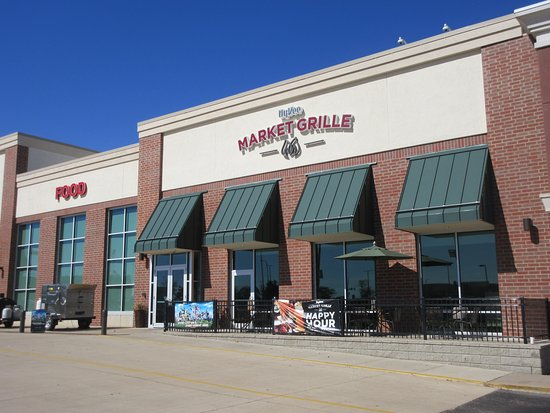 Peoria, IL: Market Grille at Hy-Vee