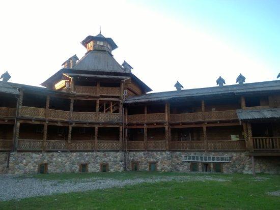 Heliopark Suzdal: hotel caratteristico