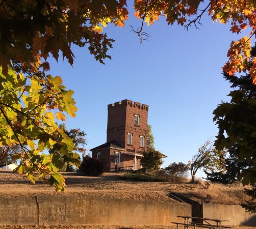 Fall time at Fort Worden